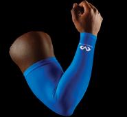 Kompressziós kar sleeve Kék